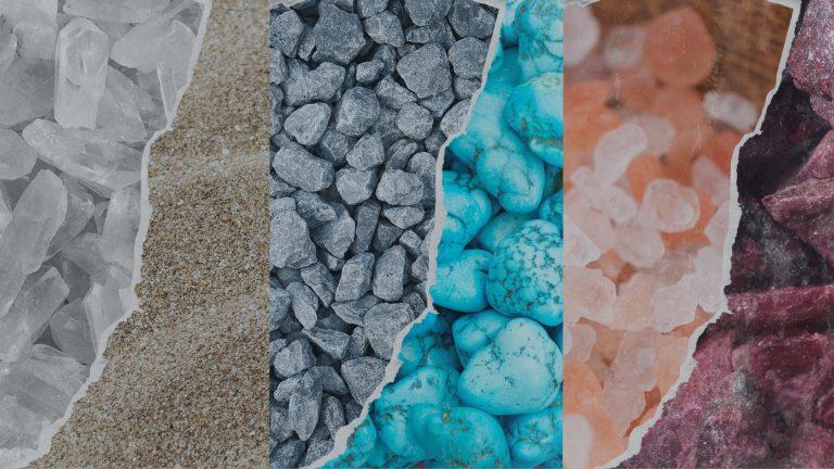 Entenda a importância dos minerais não-metálicos